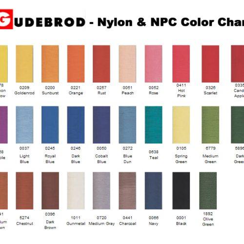 Gudebrod_ColorChar_Nylon